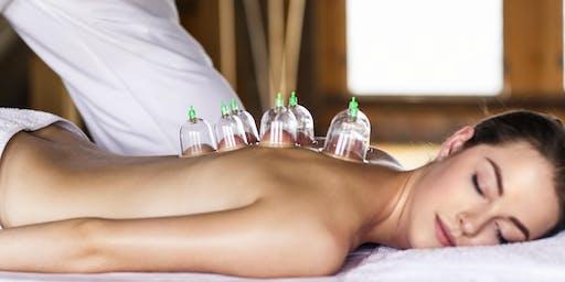 Eastern & Western Cupping Massage Workshop
