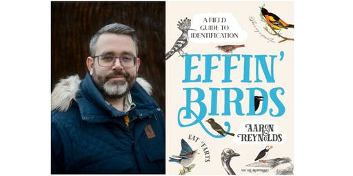 Effin Birds - Aaron Reynolds in Conversation with Elias Makos