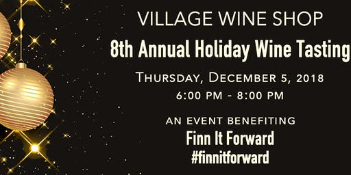 Annual Holiday Wine Tasting Village Wine Shop