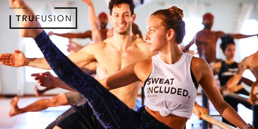 FREE Hot Barre with Sunless Rae at TruFusion