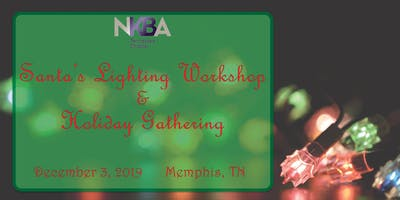 Santa's Lighting Workshop (Memphis)