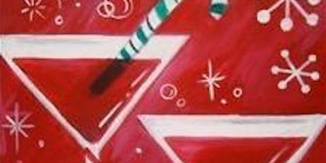 Christmas Paint Night at Grand Central Sport Bar tickets