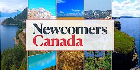 Newcomers Canada BIRMINGHAM 2020 tickets
