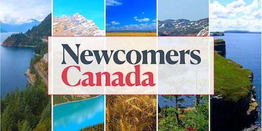 Newcomers Canada BIRMINGHAM 2020
