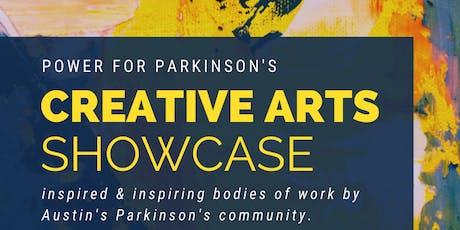Power for Parkinson's Creative Arts Showcase tickets