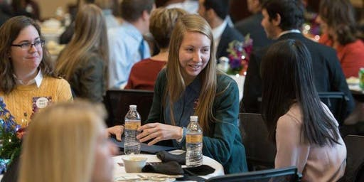 UW-Eau Claire College of Business Scholarship Luncheon