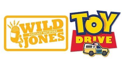 Wild Jones Toy Drive & Skate Party