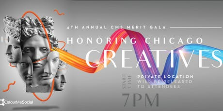 2020 CMS Merit Gala:Honoring Chicago Creatives tickets