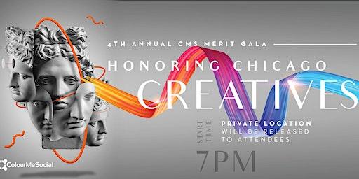 2020 CMS Merit Gala:Honoring Chicago Creatives