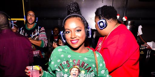 Silent TRAP N R&B PARTY NOLA:UGLY Sweater/Christmas Edition! CAFE ISTANBUL SATURDAY December 7th, 2019 FOR BIRTHDAYS TEXT 646-470-0646