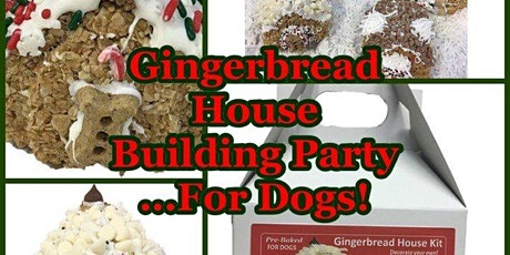 Gingerbread House Building Party! tickets