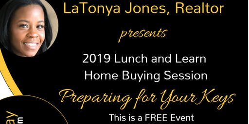 2019 Lunch and Learn  Home Buying Session