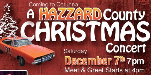 A Hazzard County Christmas Concert with Tom Wopat (Luke Duke).