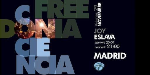 FREEDONIA PRESENTACIÓN NUEVO DISCO (VIERNES)