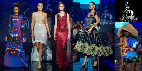 Couture Fashion Week New York February 14-15, 2020 tickets