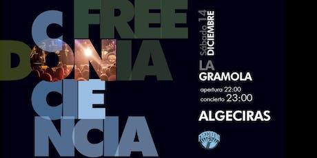 FREEDONIA GIRA CONCIENCIA -  ALGECIRAS entradas