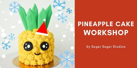 Cake Decorating: Pineapple Cake Workshop tickets
