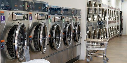 Free Laundry Day at Sunshine Laundry