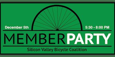 SVBC's Annual Member Party - Volunteer Help: December 5, 2019