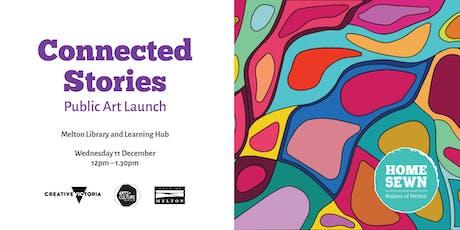 Home Sewn Public Art Launch tickets