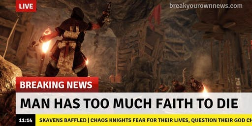 The Great God Throwdown