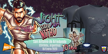 NIGHT RUN SAN ANTONIO DE ARREDONDO 10K-4K-1K-CAMINANTES-BICHITOS y MINIBICH entradas