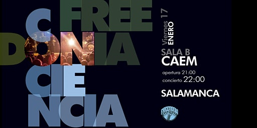 FREEDONIA GIRA CONCIENCIA - SALAMANCA
