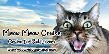 Meow Meow Cruise 2020 - California and Mexico entradas