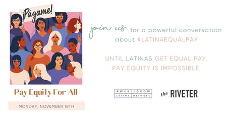 ¡Págame! Pay Equity For All tickets