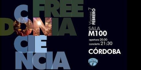 FREEDONIA GIRA CONCIENCIA - CORBOBA entradas