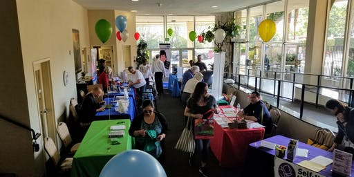 The Villa at San Mateo Senior Resource Fair