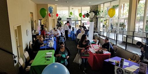 The Villa at San Mateo Senior Resource Fair