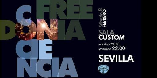 FREEDONIA GIRA CONCIENCIA - SEVILLA