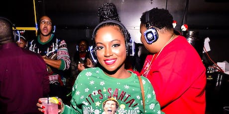 Silent TRAP PARTY Seattle: UGLY Sweater/Christmas Edition! STAGE SEATTLE THURSDAY December 19th, 2019 FOR BIRTHDAYS TEXT 646-470-0646 tickets