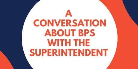 BPS Jamaica Plain Community Meeting ingressos