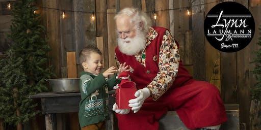 Santa Experience at Lynn Laumann Photography Thursday December 12, 2019
