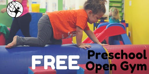 Free Preschool Open Gym December