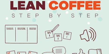 Lean Coffee at Edmonton Construction Association tickets