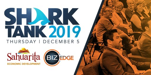 3rd Annual BizEDGE Shark Tank Competition