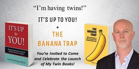 Not 1 But 2 Book Launch! | I'm Having Twins & You're Invited to Celebrate tickets