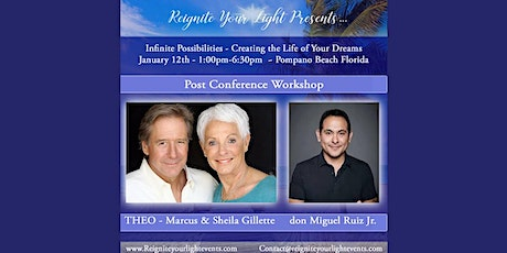 Infinite Possibilities Post-Conference Workshops tickets