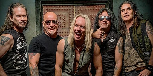 WARRANT Dirty 30 Tour
