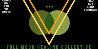 Full Moon Healing Collective - Full Moon in Taurus