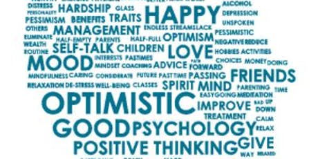 Carers Cake and Chat: Positive Psychology tickets