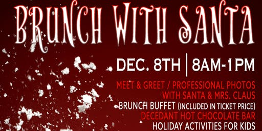 Brunch with Santa at The Butcher's Tap