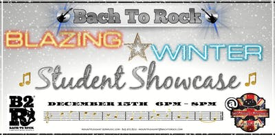 Blazing Winter Student Showcase