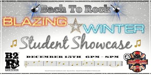 Blazing Winter Student Showcase
