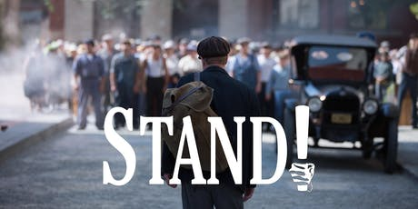 Stand! Screening & Panel tickets