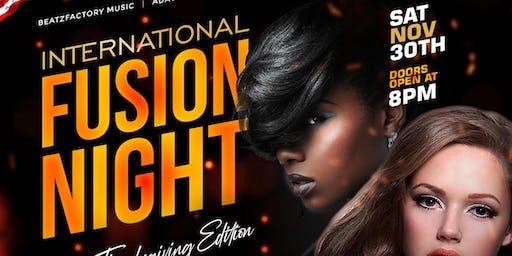INTERNATIONAL FUSION NIGHT