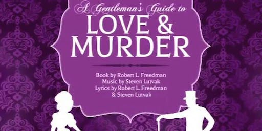 A Gentleman's Guide to Love & Murder - December 15th | 2:30 p.m.